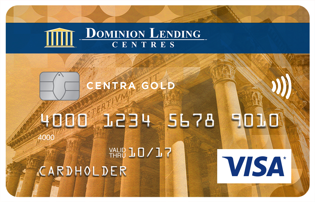 Dominion lending centres for Dominion card template