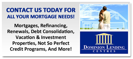 toronto dominion bank mortgage